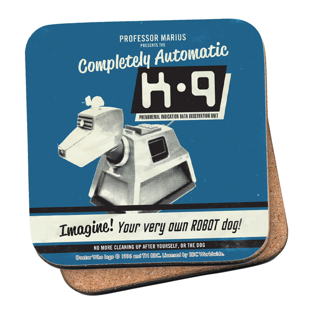 K9 'Your Very Own Robot Dog!' Coaster
