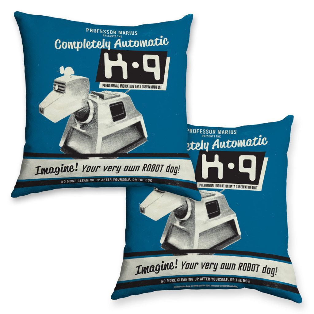 K9 'Your Very Own Robot Dog!' Cushion
