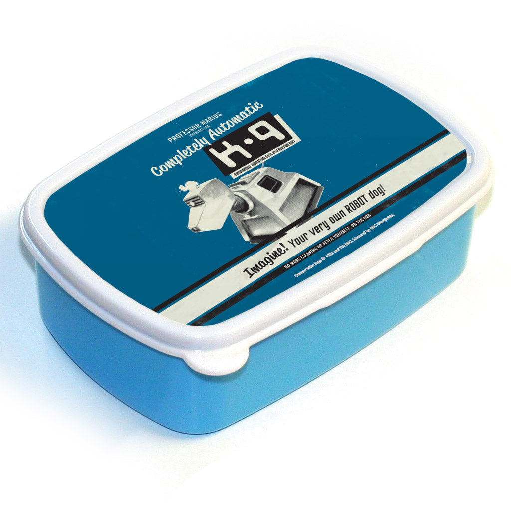 K9 'Your Very Own Robot Dog!' Lunchbox