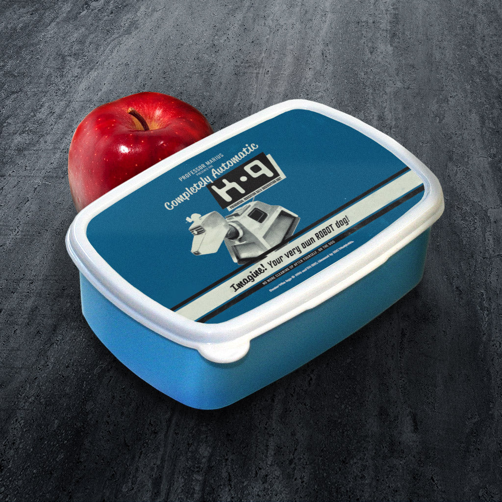 K9 'Your Very Own Robot Dog!' Lunchbox (Lifestyle)