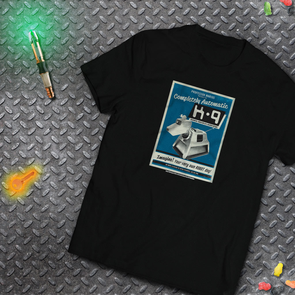 K9 'Your Very Own Robot Dog!' T-Shirt