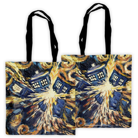Van Gogh - The Pandoric Opens Edge to Edge Tote
