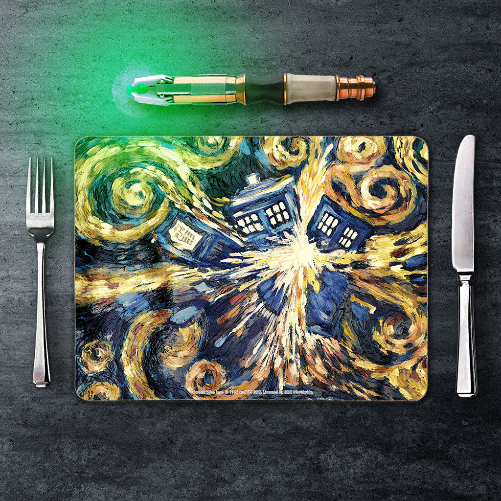 Van Gogh - The Pandoric Opens Placemat (Lifestyle)