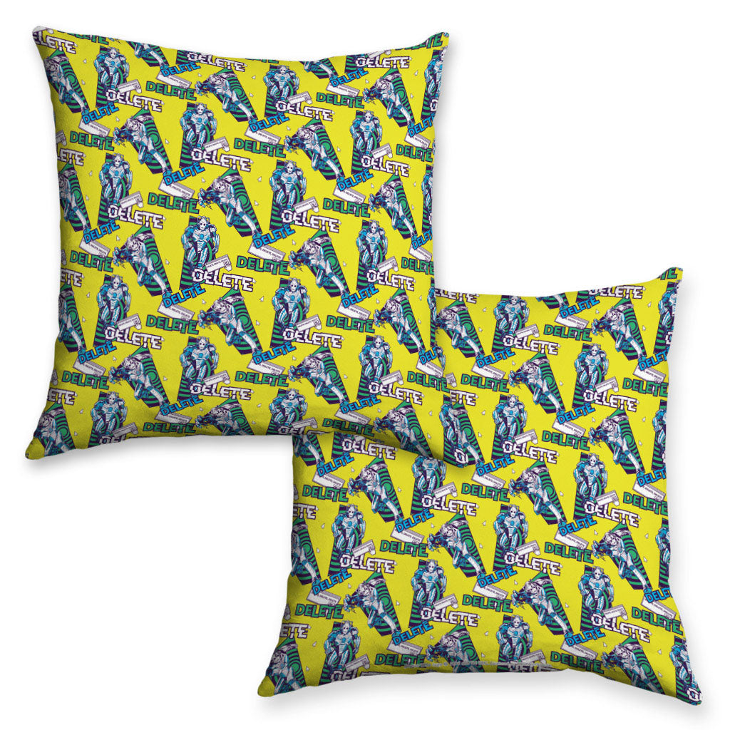 Gridlock Cymberman Cushion