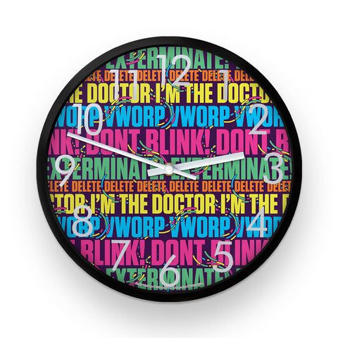 Gridlock Words Clock