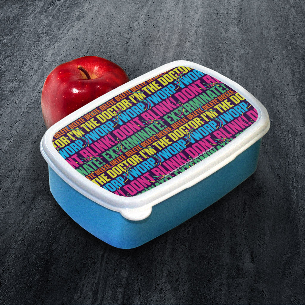 Gridlock Words Lunchbox (Lifestyle)