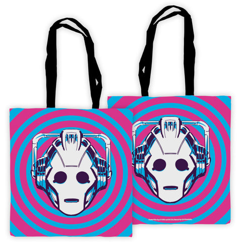 Gridlock Cyberman Edge to Edge Tote
