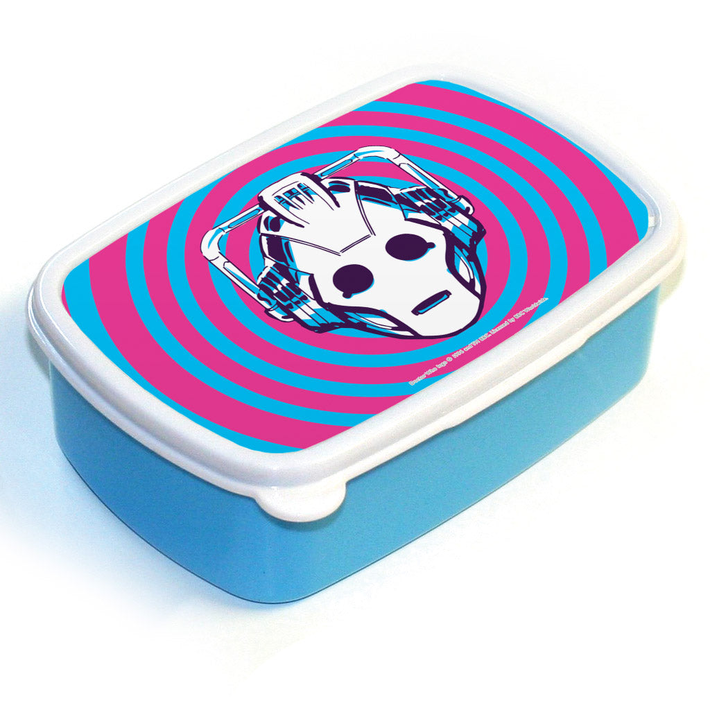 Gridlock Cyberman Lunchbox