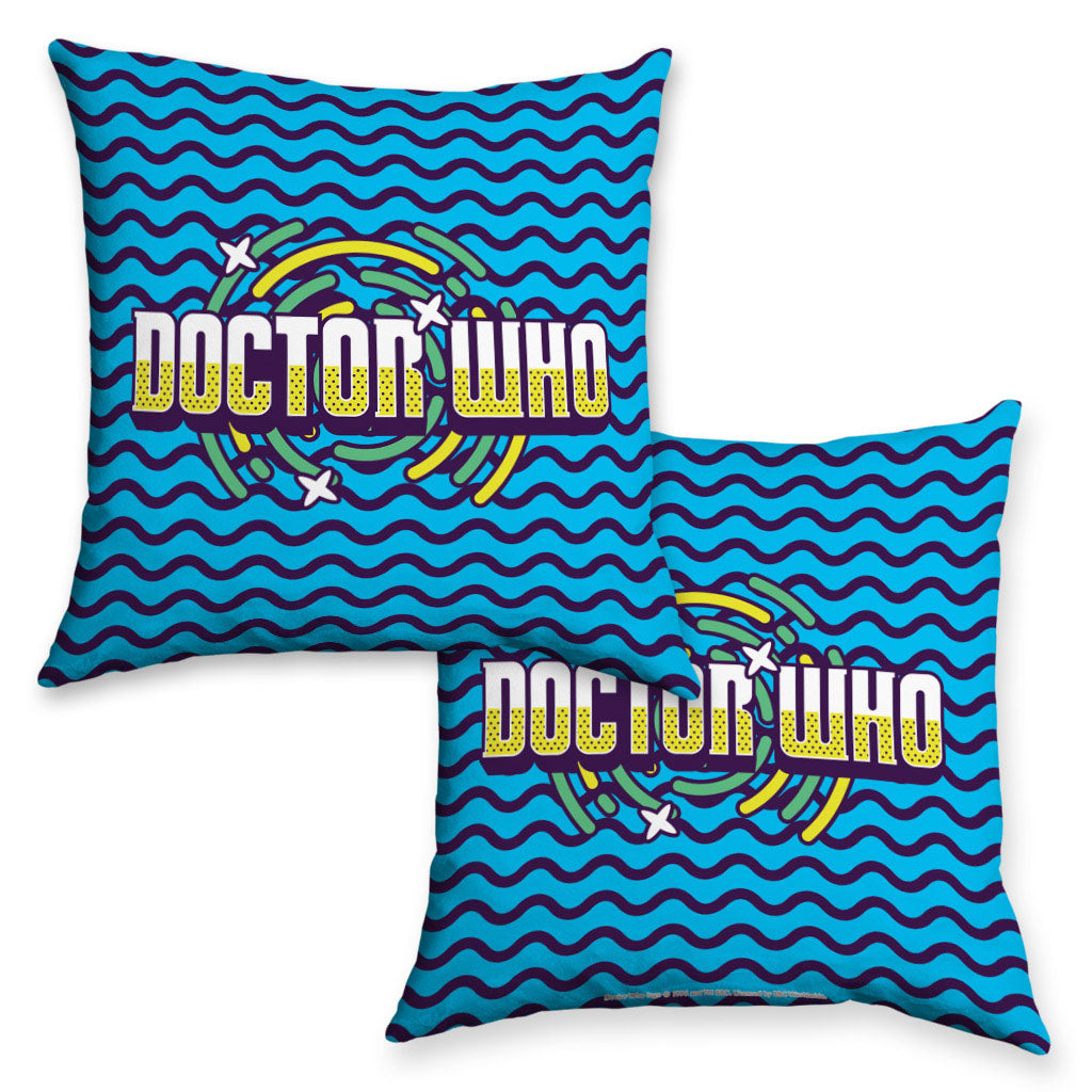 Gridlock Doctor Who Cushion
