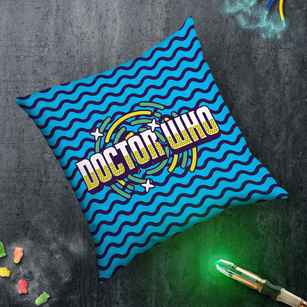 Gridlock Doctor Who Cushion (Lifestyle)