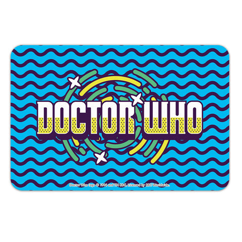 Gridlock Doctor Who Door Plaque