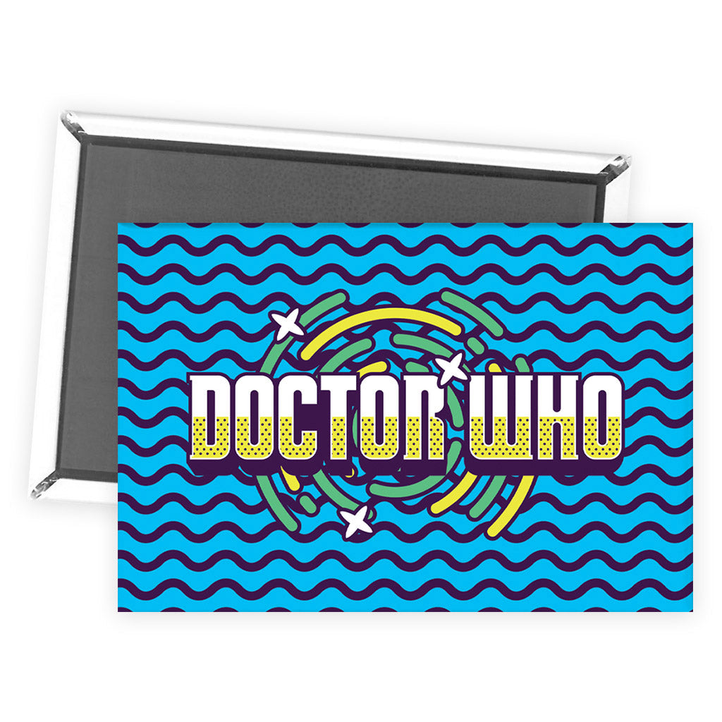 Gridlock Doctor Who Magnet