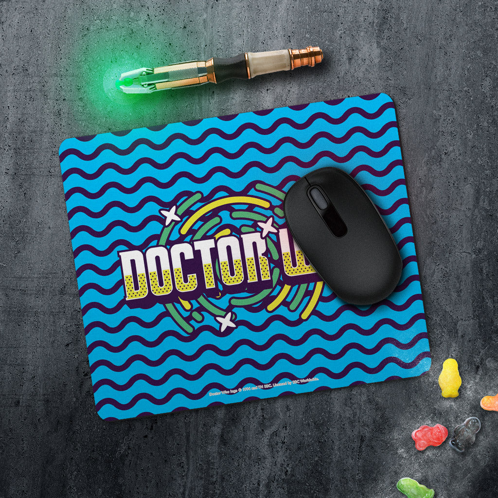 Gridlock Doctor Who Mousemat (Lifestyle)