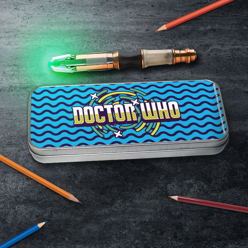 Gridlock Doctor Who Pencil Tin (Lifestyle)