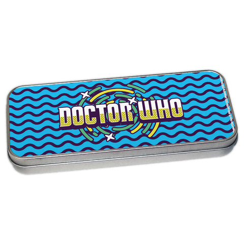Gridlock Doctor Who Pencil Tin