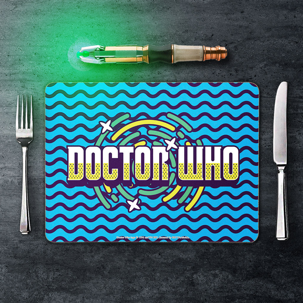 Gridlock Doctor Who Placemat (Lifestyle)