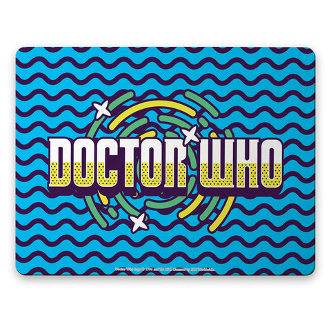 Gridlock Doctor Who Placemat