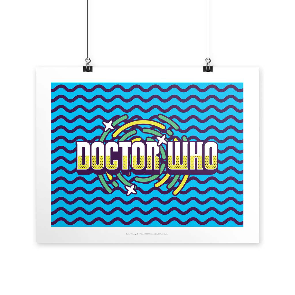 Gridlock Doctor Who Art Print