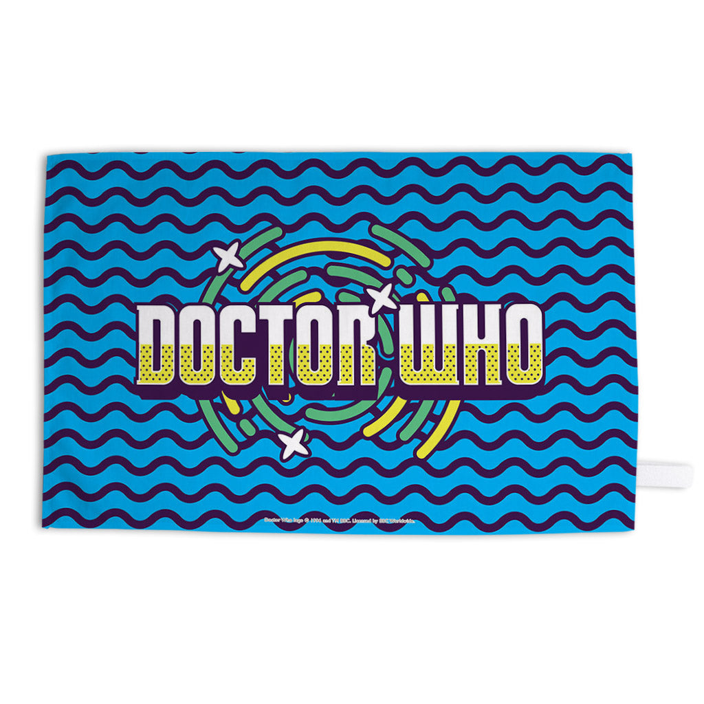 Gridlock Doctor Who Tea Towel