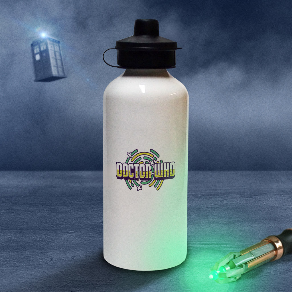 Gridlock Doctor Who Water Bottle (Lifestyle)