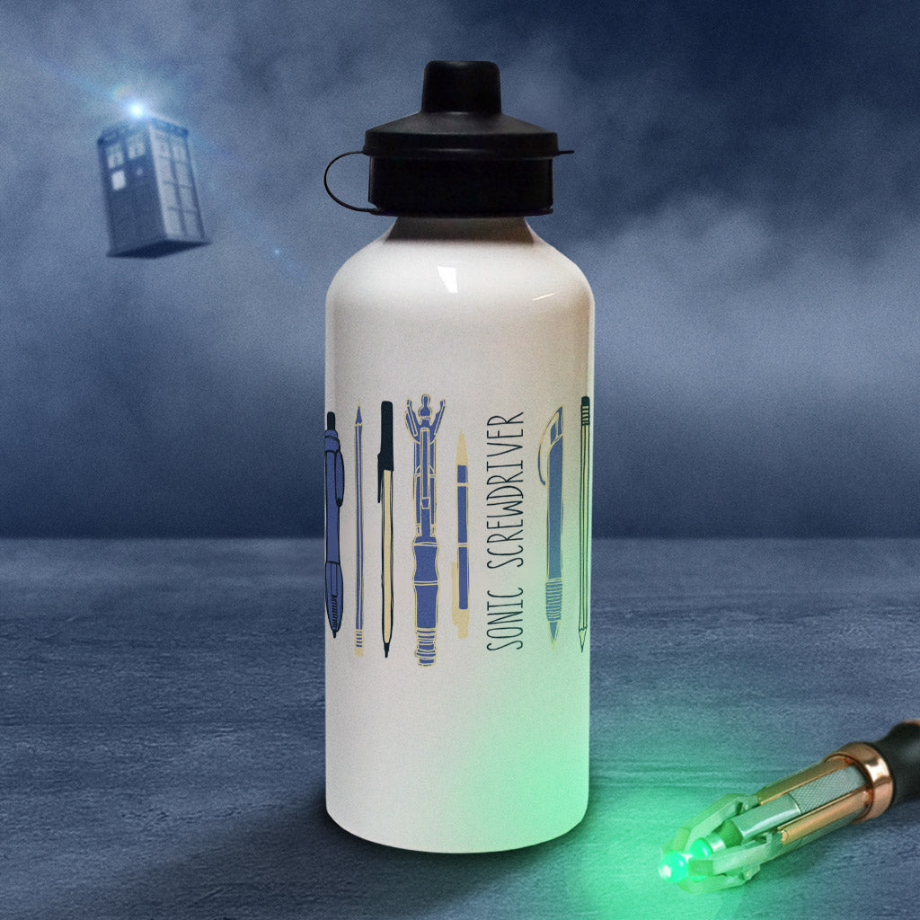 Who Home Handmade Sonic Screwdriver Water Bottle (Lifestyle)