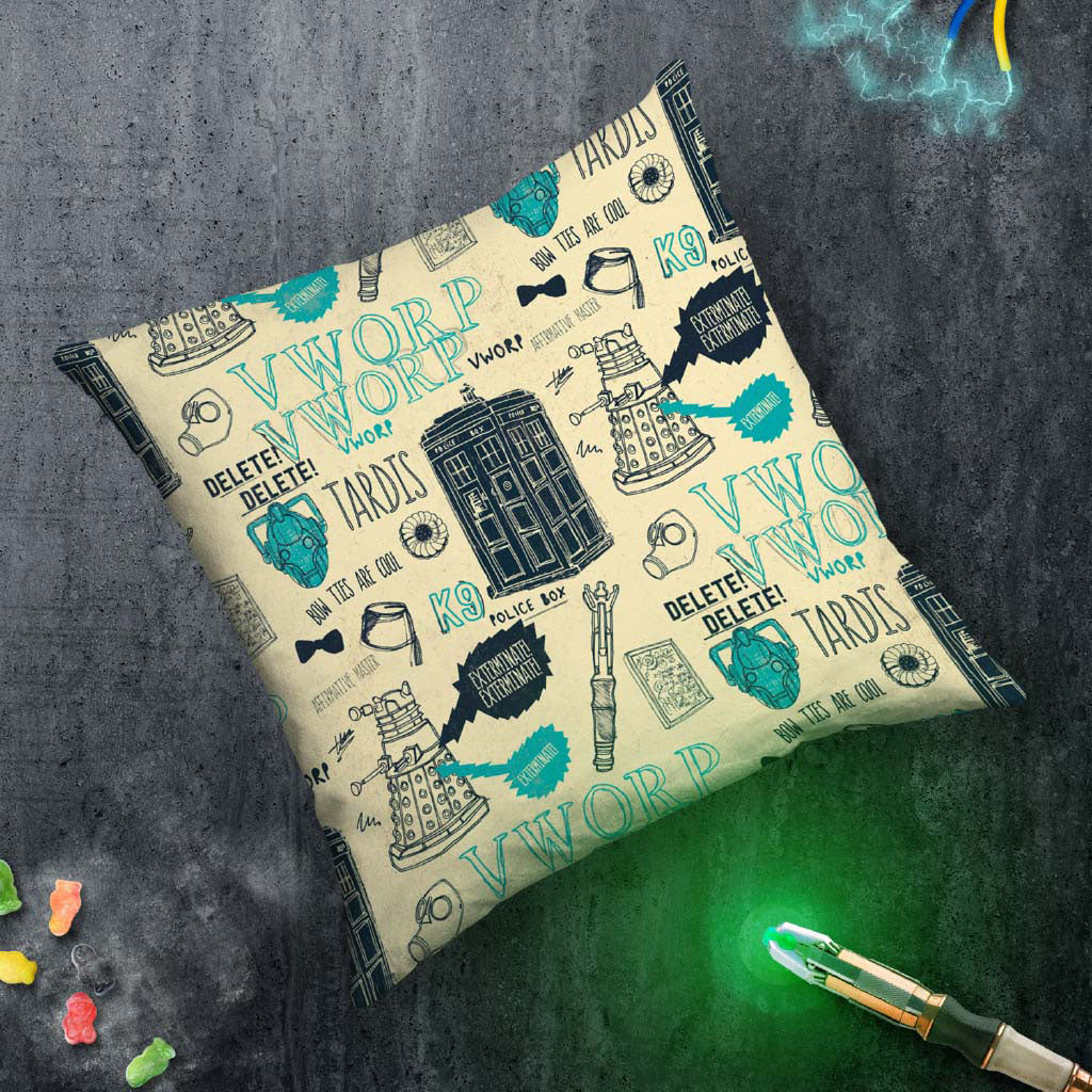 Who Handmade Elements Cushion (Lifestyle)