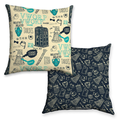 Who Handmade Elements Cushion
