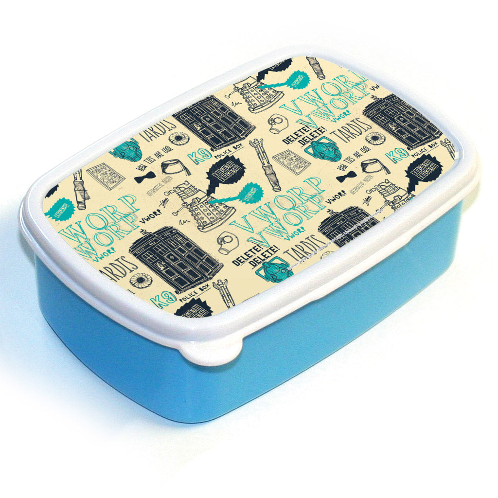 Who Handmade Elements Lunchbox
