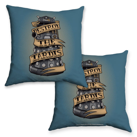 Pinup Dalek Cushion