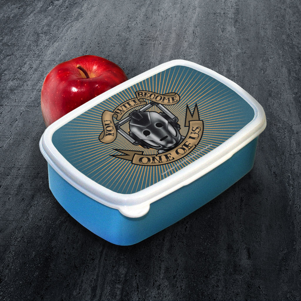 Pinup Cyberman Lunchbox (Lifestyle)