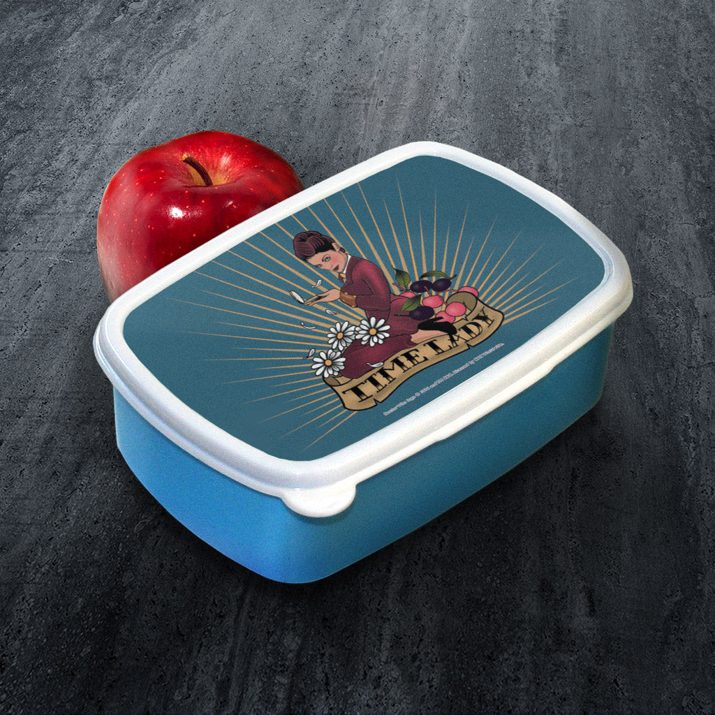 Pinup Time Lady Lunchbox (Lifestyle)