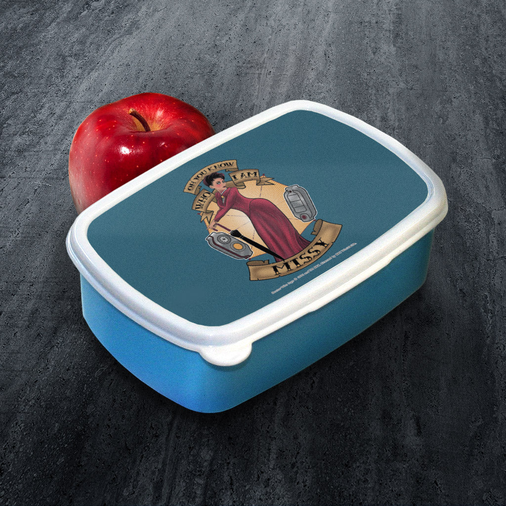 Pinup Missy Lunchbox (Lifestyle)