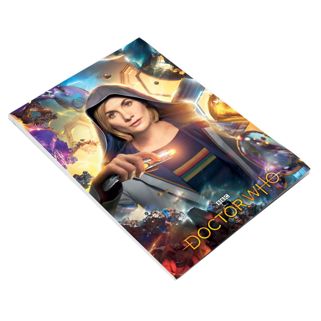 Thirteenth Doctor Hood A5 Notepad