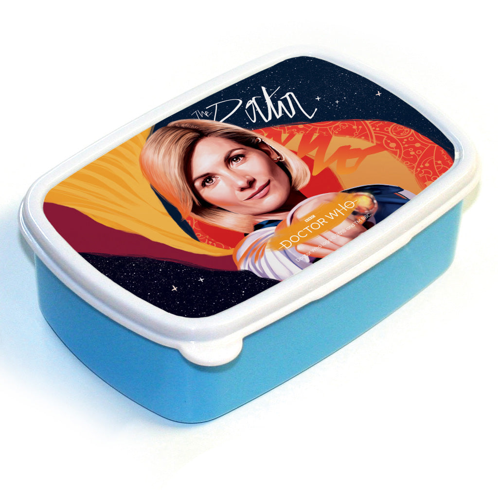 Thirteenth Doctor Sonic Screwdriver Lunchbox