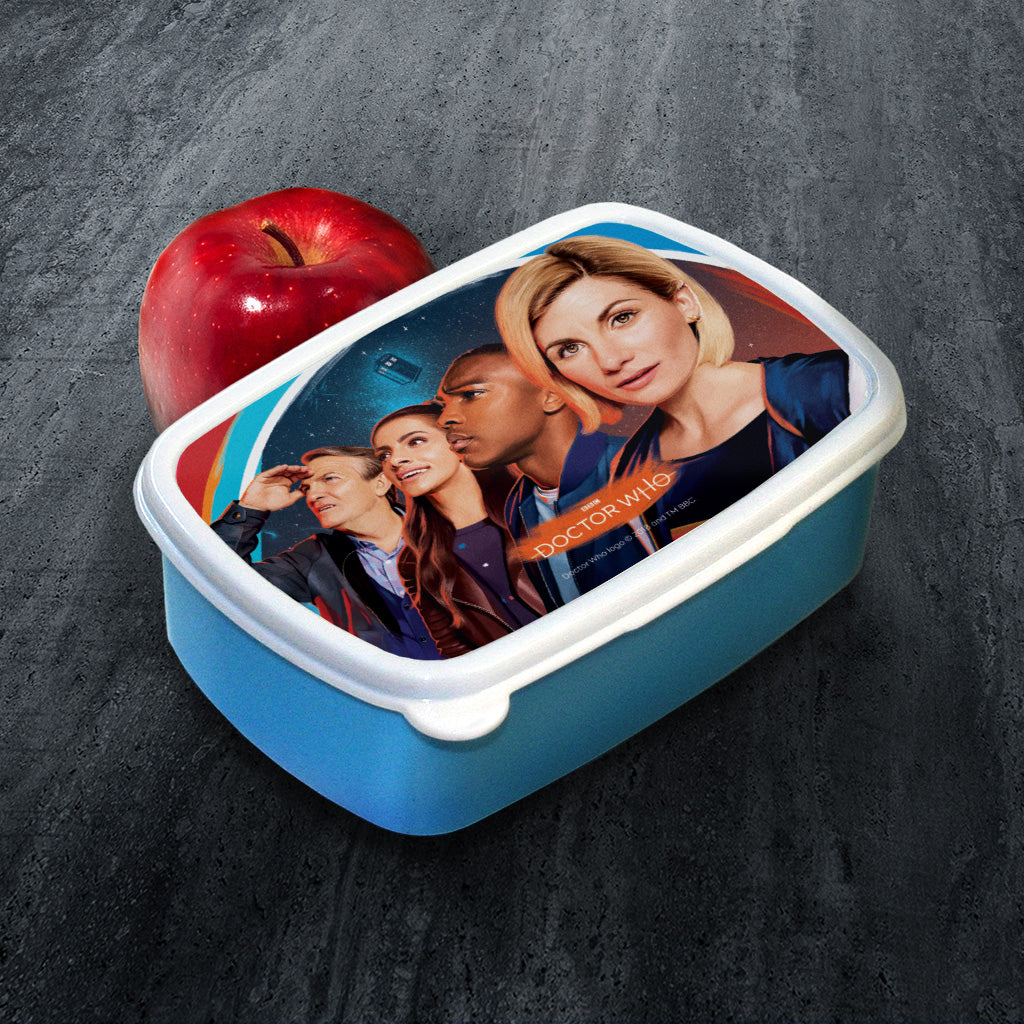 Thirteenth Doctor Group Lunchbox (Lifestyle)