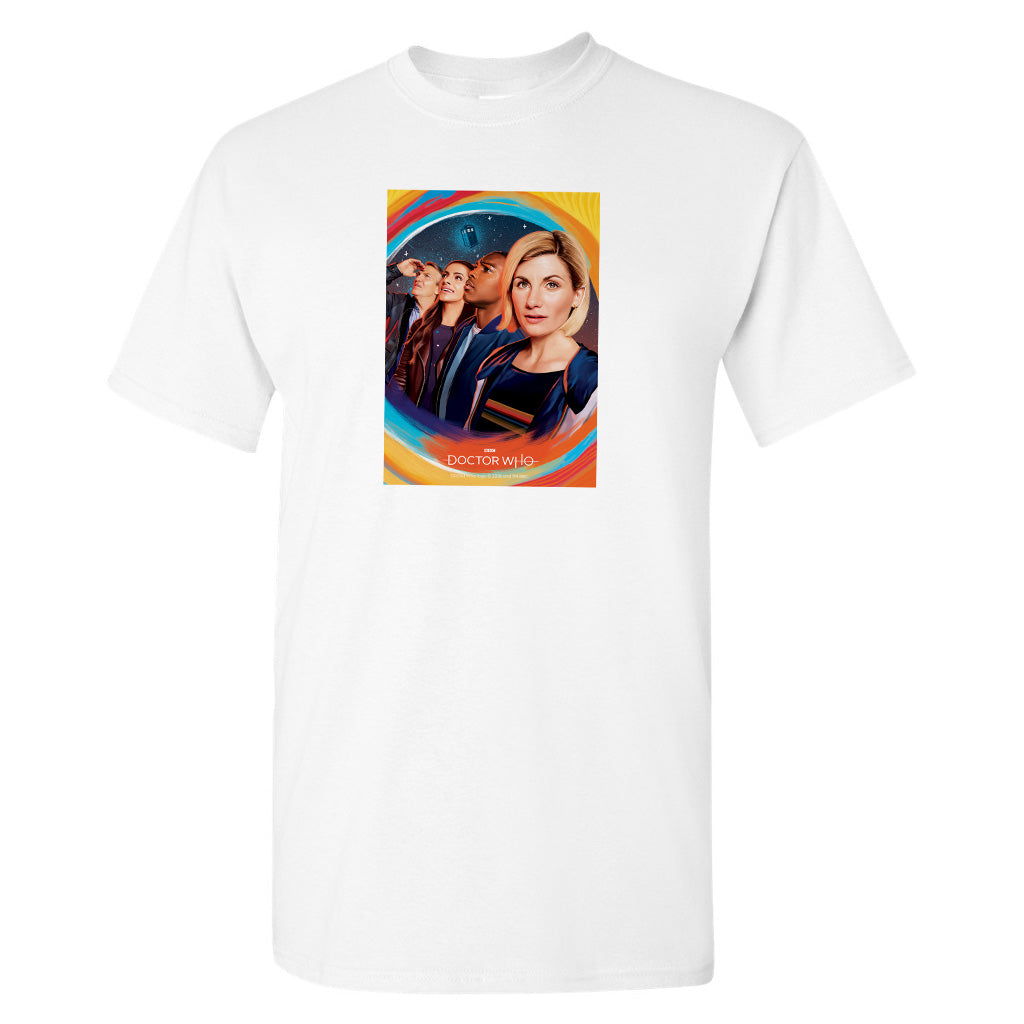Thirteenth Doctor Group T-Shirt