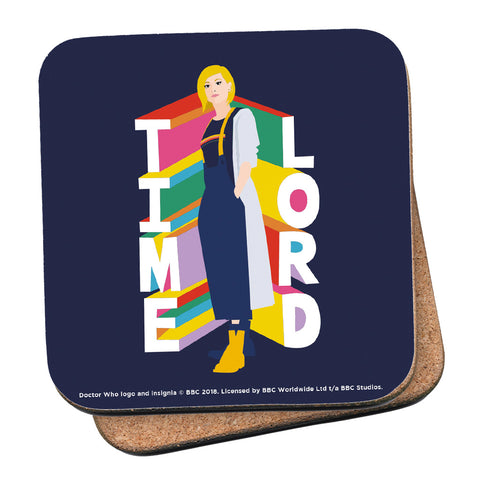 Thirteenth Doctor Time Lord Coaster