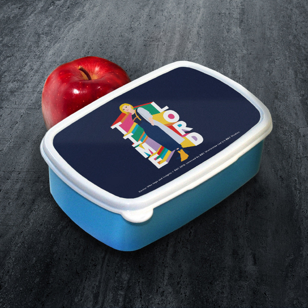 Thirteenth Doctor Time Lord Lunchbox (Lifestyle)