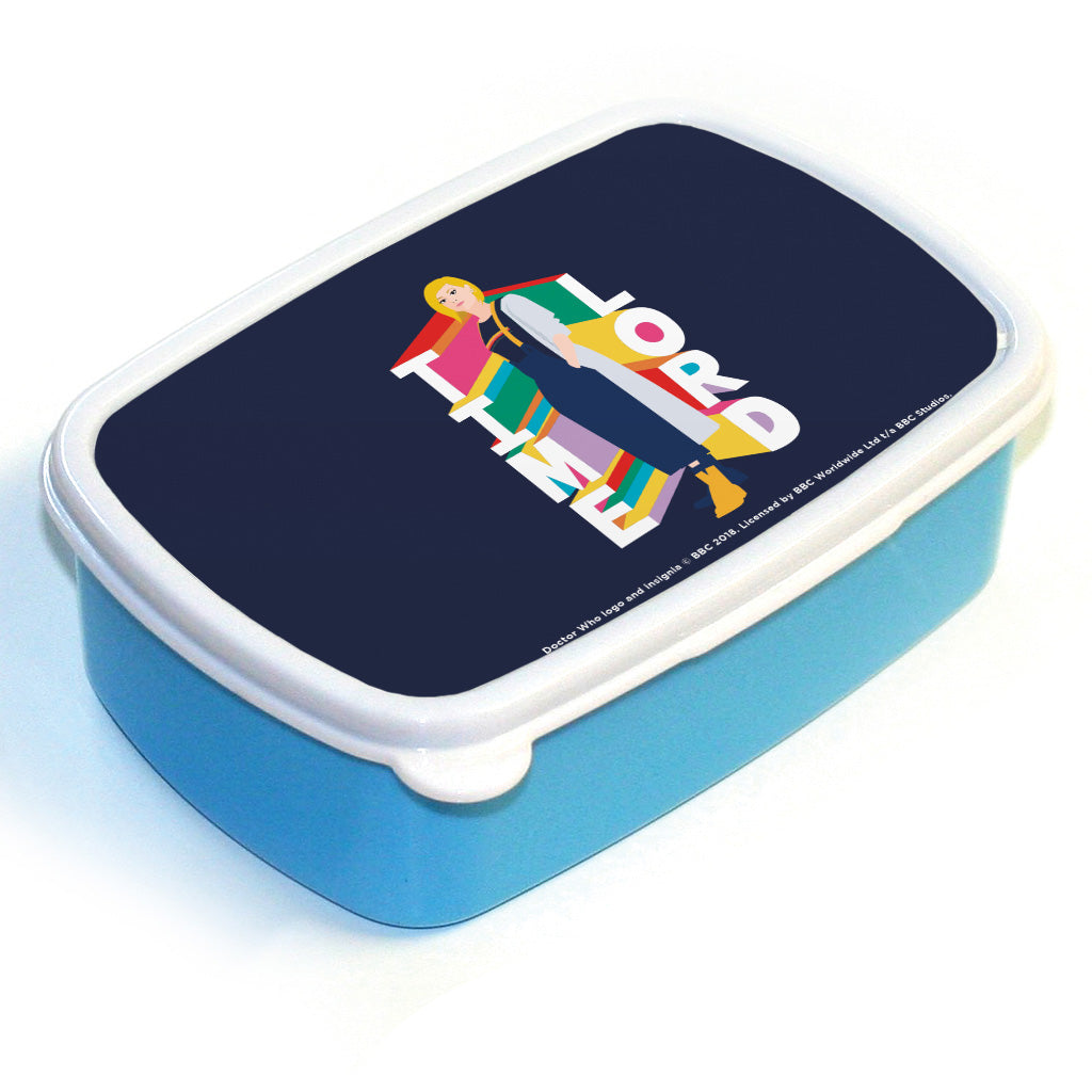 Thirteenth Doctor Time Lord Lunchbox