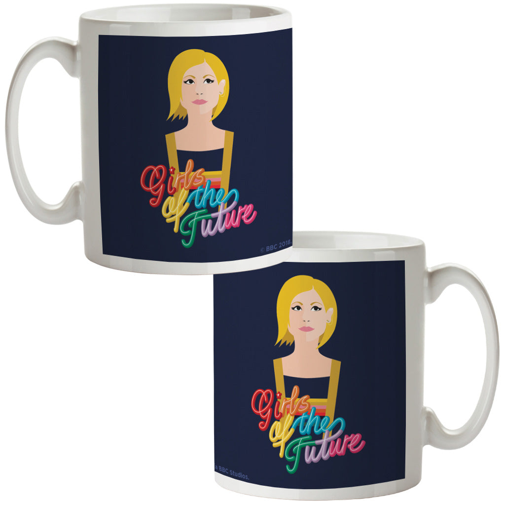 Thirteenth Doctor Girls Mug