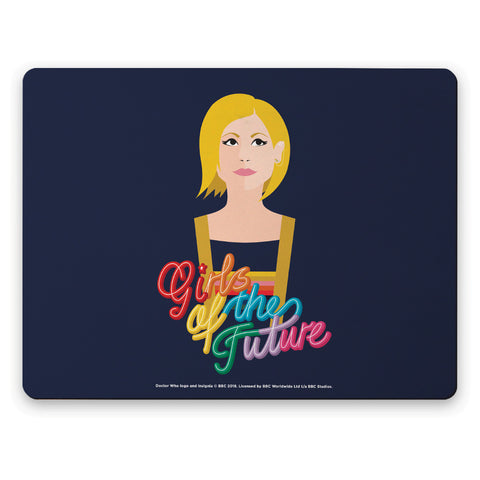 Thirteenth Doctor Girls Placemat