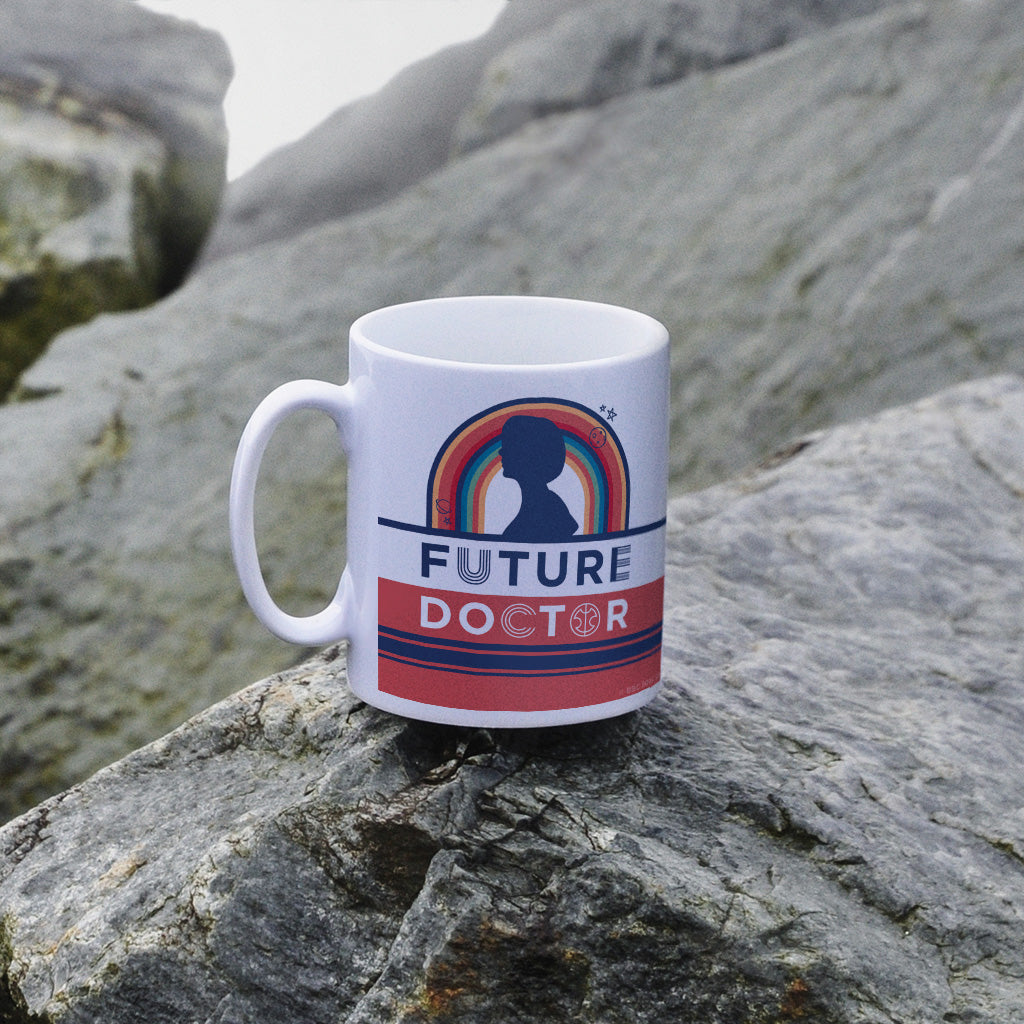 Thirteenth Doctor Future Mug (Lifestyle)