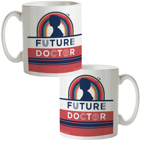 Thirteenth Doctor Future Mug