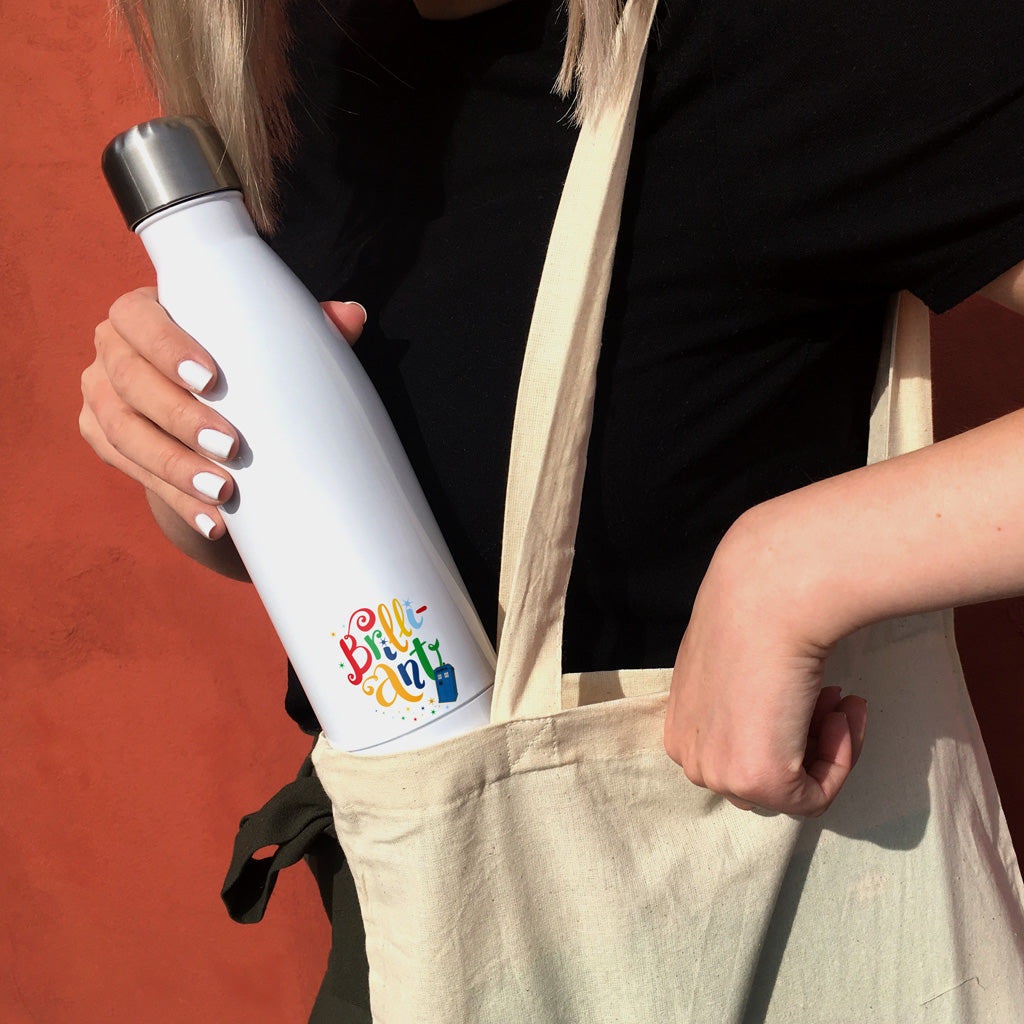 Limited Edition 'Brilliant' Premium Water Bottle