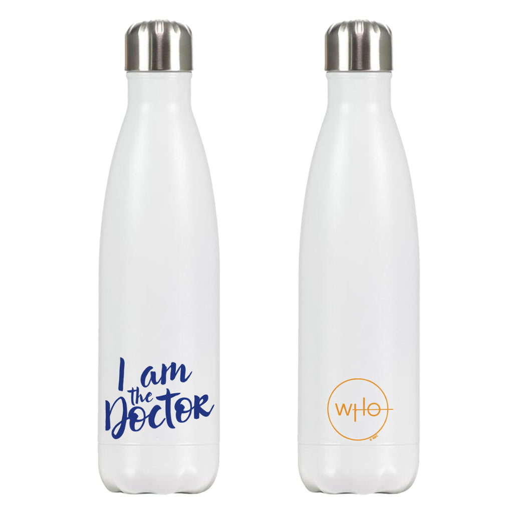 Limited Edition 'I am The Doctor' Premium Water Bottle