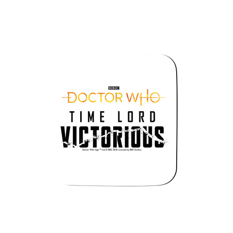 Time Lord Victorious Coaster