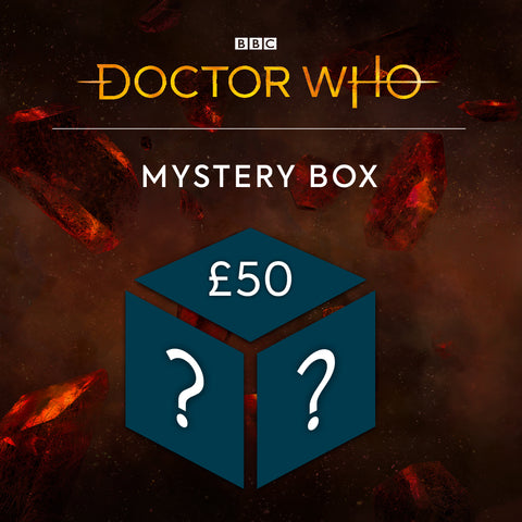 Doctor Who Mystery Gift Box - £50
