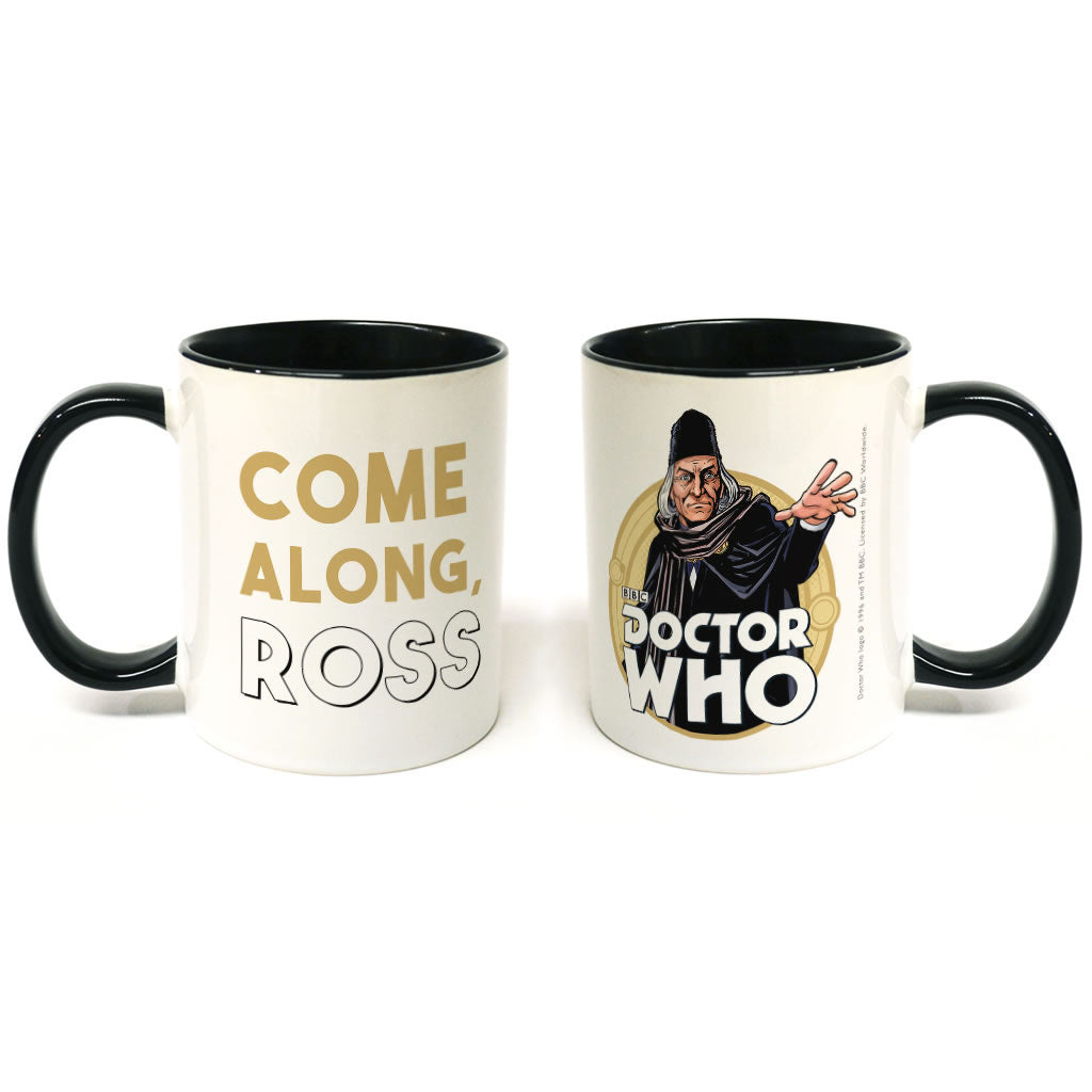 First Doctor Personalised Colour Insert Mug