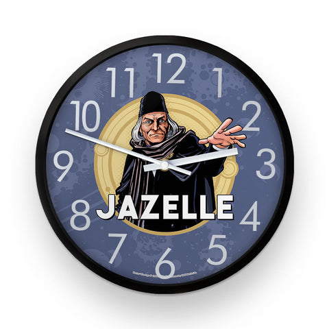 First Doctor Personalised Clock