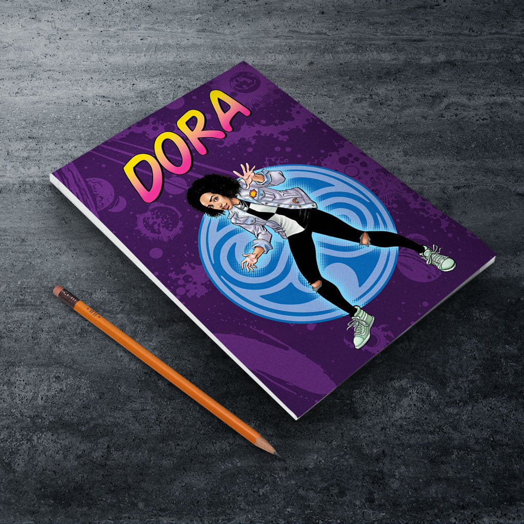 Bill Potts Personalised A5 Notepad (Lifestyle)
